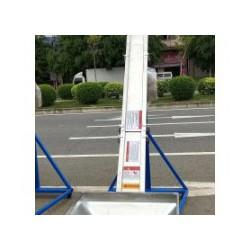 现货供应自动螺杆上料机小型螺旋输送机忻州颗粒螺旋提升机
