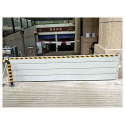 智科电力定做组合式挡水板防汛挡水板铝合金防水板