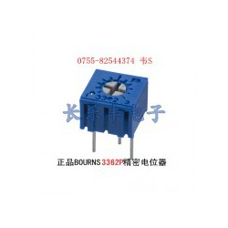 供应华强北电子世界3362P可调电阻单圈电位器