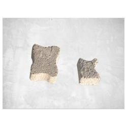 供应山东价格合理的梅花形混凝土垫块——广东梅花形混凝土垫块