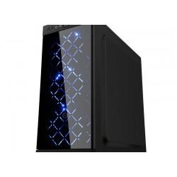 游戏风暴时光1 (黑/白) ATX大侧透光台式机电竞游戏机箱