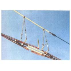 27.5kV电气化铁路接触网用分段绝缘器(菱形A型)