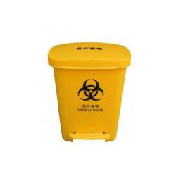 脚踏垃圾桶30L加厚