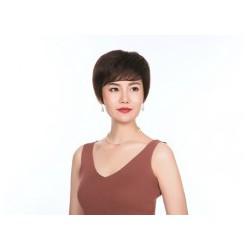 珍晟假发厂优良假发品牌_假发门店