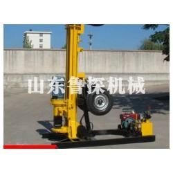 畅销KQZ-200D大型气电联动打井设备钻井机工程用架子钻