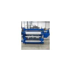 荷兰网焊机浸塑设备pvc粉子舒乐板机安平恒泰防裂网焊网机设备