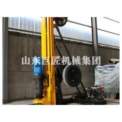 KQZ-180D型架子钻井机 气动轮式水井钻机