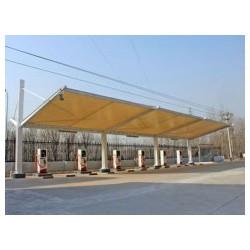 天津膜结构充电桩-天诺膜结构_公交车充电桩膜结构制造家
