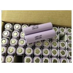 LG 3350mAh容量型18650锂电芯现货代理商 富利佳